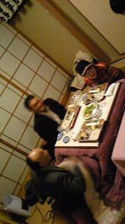 ひろし先生来年米寿!