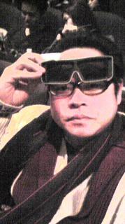 アバター3D眼鏡on眼鏡